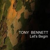 Let's Begin de Tony Bennett