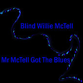 Mr McTell Got The Blues by Blind Willie McTell