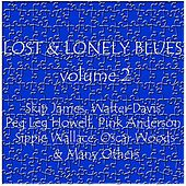 Lost & Lonely Blues Vol 2 by Various Artists
