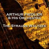 The Strauss Waltzes von Boston Pops Orchestra