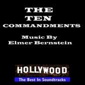 Hollywood - The Ten Commandments von Elmer Bernstein
