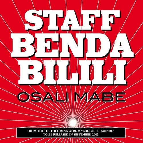 Osali Mabe by Staff Benda Bilili