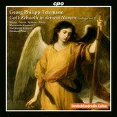 Telemann: Three Cantatas by Veronika Winter