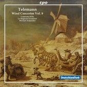 Telemann: Wind Concertos, Vol. 8 by Various Artists