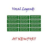 Vocals At Newport by Various Artists