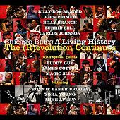 Chicago Blues - A Living History, The (R)evolution Continues de Various Artists