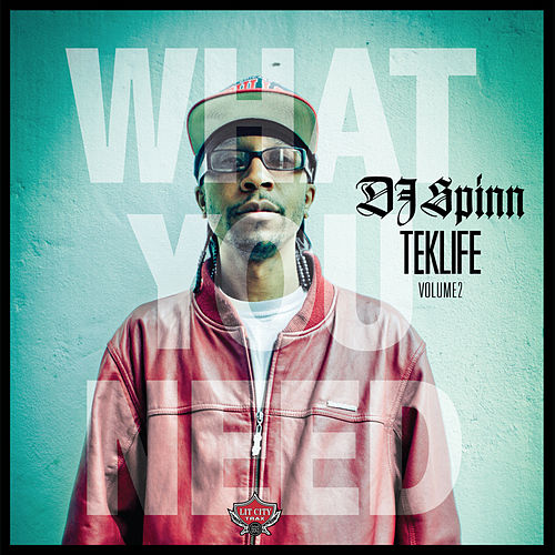 TEKLIFE Vol.2: What You Need by DJ Spinn