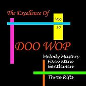Doo Wop Excellence Vol 20 di Various Artists