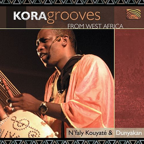 Kora Grooves from West Africa by N'Faly Kouyate