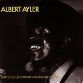 Nuits de La Fondation Maeght, Vol. 1 de Albert Ayler