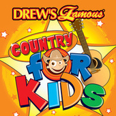 Drew's Famous Country For Kids by Various Artists