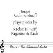 Paganini & Rachmaninoff & Bach von Sergei Rachmaninoff