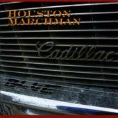 Blue Cadillac by Houston Marchman