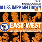 Blues Harp Meltdown Vol.: East Meets West... de Various Artists