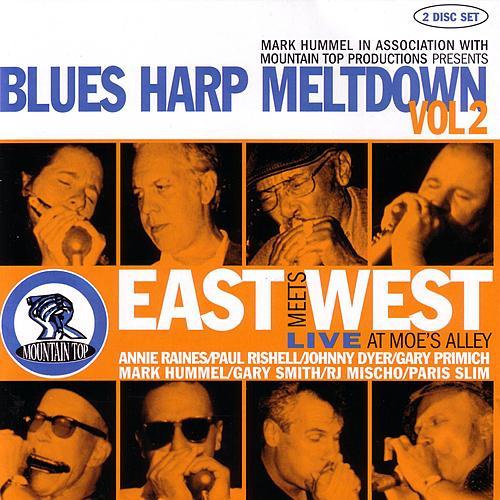 Blues Harp Meltdown Vol.: East Meets West... by Various Artists