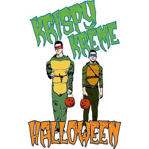 Halloween by Krispy Kreme