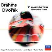 Brahms, Dvořák: 21 Ungarische Tänze / Slawische Tänze di Royal Philharmonic Orchestra