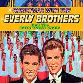 Christmas with The Everly Brothers And The Boy Town Choir by The Everly Brothers