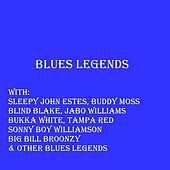Blues Legends by Various Artists