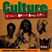 Chant Down Babylon de Culture