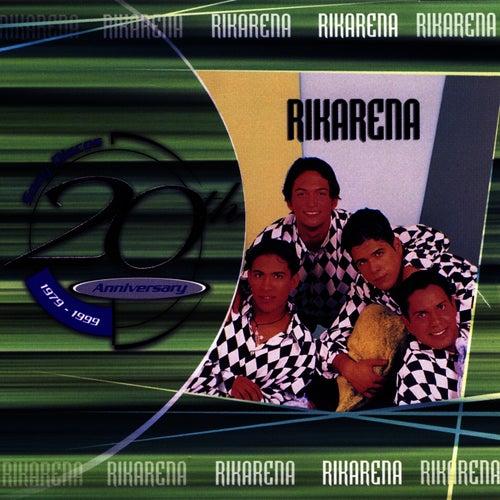 20Th Anniversary by Rikarena