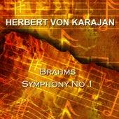 Symphony No 1 In C Minor Op 68 von Berlin Philharmonic Orchestra