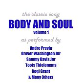 Body and Soul - Vol 1 by Various Artists