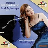 Liszt: The 2 Piano Concertos by Nareh Arghamanyan