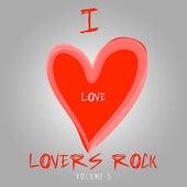I Love Lovers Rock Vol 5 de Various Artists