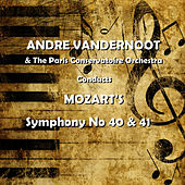 Mozart 40 & 41 by Wolfgang Amadeus Mozart