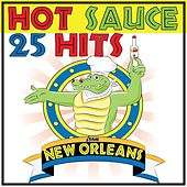 Hot Sauce 25 Hits New Orleans by Various Artists