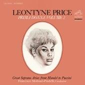 Leontyne Price - Prima Donna Vol. 2: Great Soprano Arias from Handel to Puccini by Leontyne Price