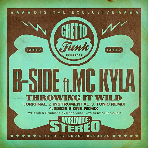 Throwing It Wild by B-Side (2)