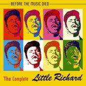 The Complete Little Richard - Before The Music Died de Little Richard