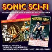 Sonic Sci Fi - The classic themes of Bernard Herrmann and Bebe & Louis Barron de Various Artists