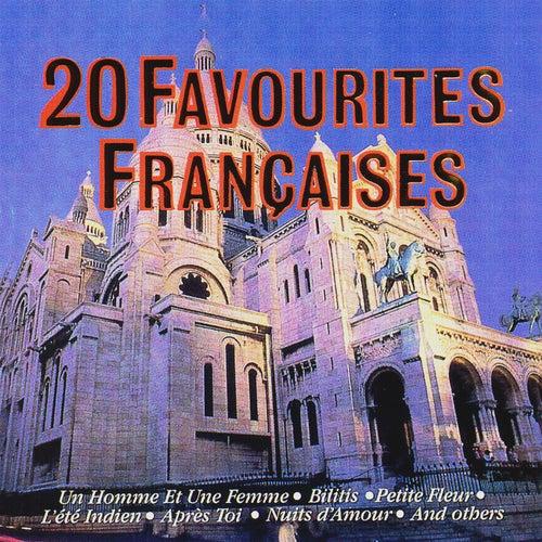 20 Favourite Francaises von United Studio Orchestra