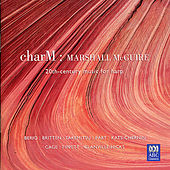 charM: 20th-Century Music for Harp by Marshall McGuire