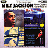 Four Classic Albums Plus (The Jazz Skyline / Milt Jackson Quartet / Telefunken Blues Plenty Plenty Soul) (Digitally Remastered) by Milt Jackson