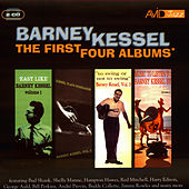 The First Four Albums (Easy Like / Kessel Plays Standards / To Swing Or Not To Swing / Music To Listen To Barney Kessel By) (Remastered) by Barney Kessel