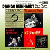 Four Classic Albums Plus (DJANGO / django / The Legendary Django / Django Reinhardt) (Digitally Remastered) de Django Reinhardt
