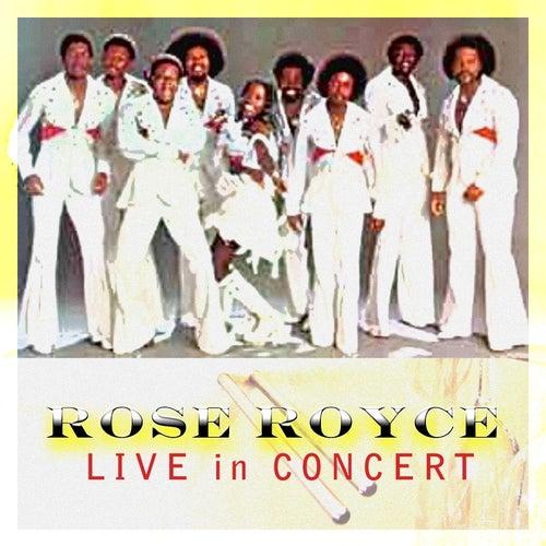 Best Live in Concert de Rose Royce