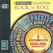 Rock N Roll: The Essential Collection (Digitally Remastered) by Various Artists