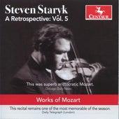 A Retrospective, Vol. 5 by Steven Staryk