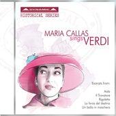 Maria Callas Sings Verdi von Maria Callas