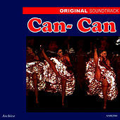 OST Can Can by Nelson Riddle