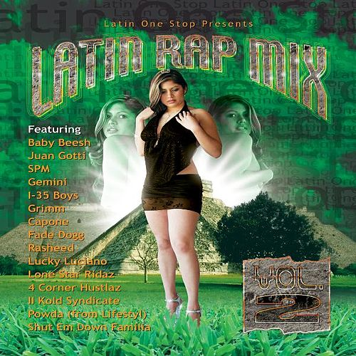 'Latin Rap MIX, Vol. 2' by Various Artists