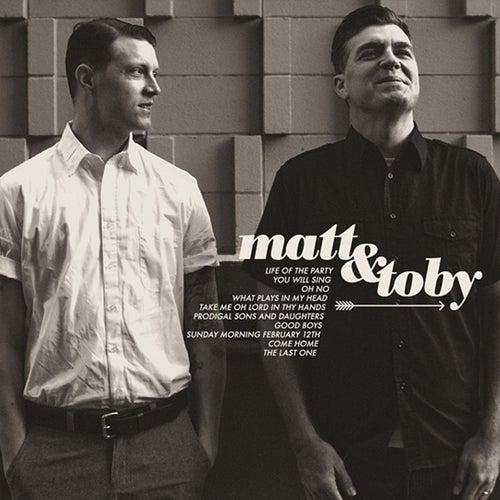 Matt & Toby by Matt