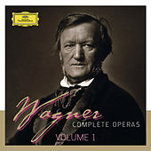 Wagner Complete Operas Vol.1 di Various Artists