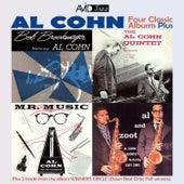 Four Classic Albums Plus (Mr Music / Al Cohn Quintet Ft Bob Brookmeyer / Al & Zoot / Bob Brookmeyer Ft Al Cohn) (Digitally Remastered) by Al Cohn