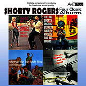 Four Classic Albums (Digitally Remastered) di Shorty Rogers